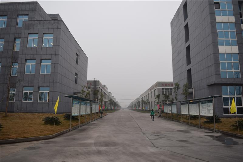 重庆三唐木门厂区实拍10