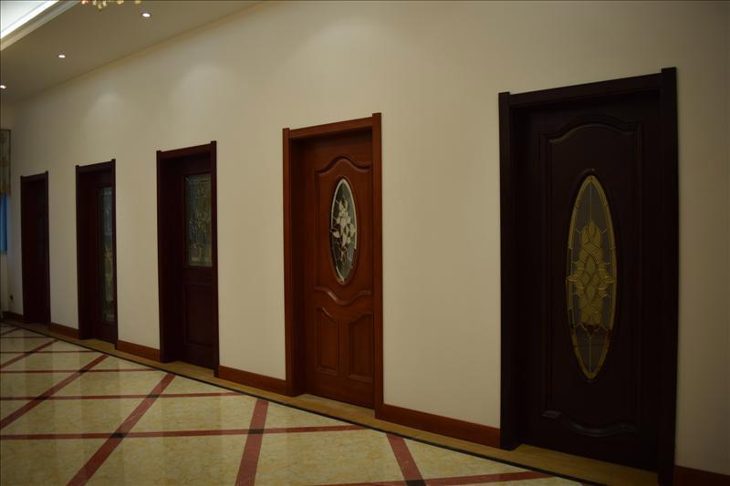 重庆三唐木门展厅风貌12