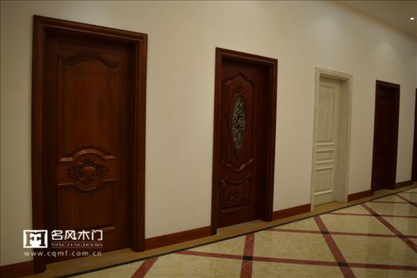 重庆名风木门 木门展厅图13